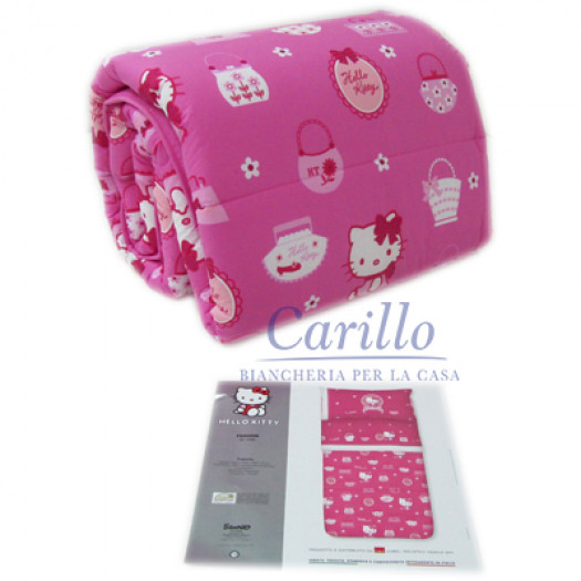 Trapunta Hello Kitty Gabel.Trapunta Piumone Invernale Gabel Hello Kitty Singolo 1 Piazza Dis Fashion D540