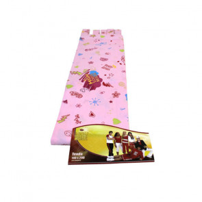 TENDA TENDE ARREDO CAMERETTA Disney HIGH SCHOOL MUSICAL COTONE ROSA D388