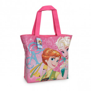 Borsa mare disney frozen in pvc