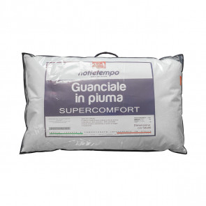 Guanciale gabel in piuma d'oca supercomfort