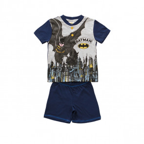 Pigiama corto da bambino batman we16161