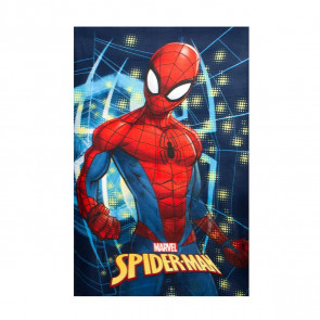 Plaid Spiderman Marvel in pile 100x140 cm