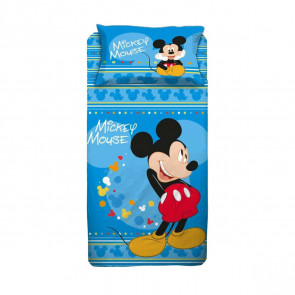completo-lenzuola-singolo-mickey-mouse-in-cotone-turchese
