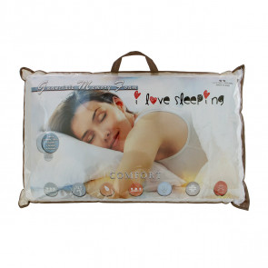 guanciale I love sleeping memory foam art. Comfort altezza 13,5 cm Q103.jpg