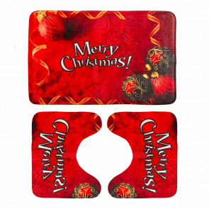 set-3-pezzi-tappetini-bagno-sweet-christmas-in-memory-foam-rosso