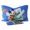 Parure letto disney mickey mouse in microfibra singolo